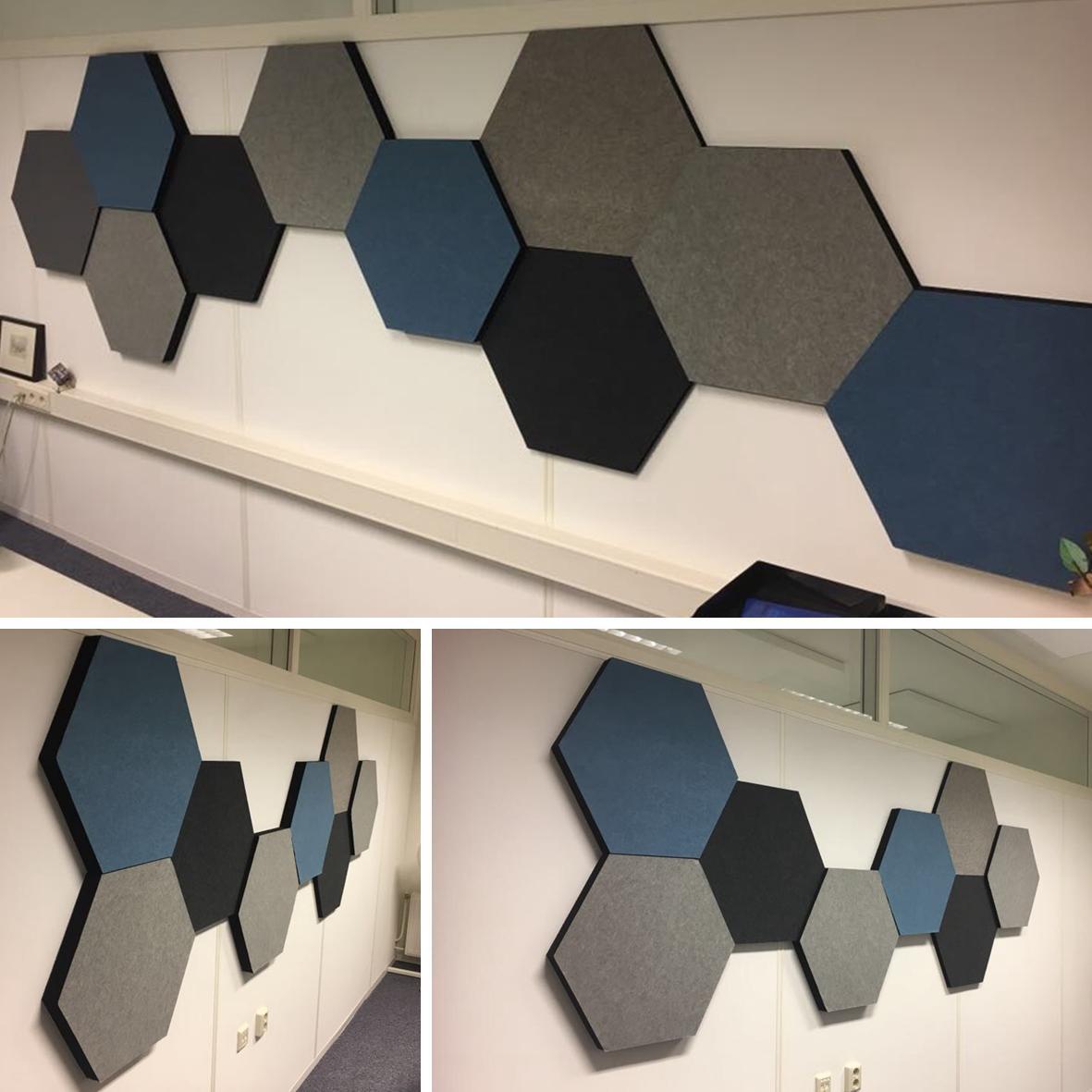 Gemeentelijke Ombudsman Groningen - Akoestische Honey panelen van Thovip Ergonomics
